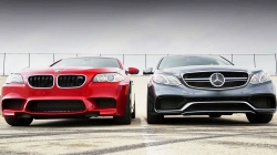 Mercedes Overtakes BMW to Become Number One Luxury Carmaker