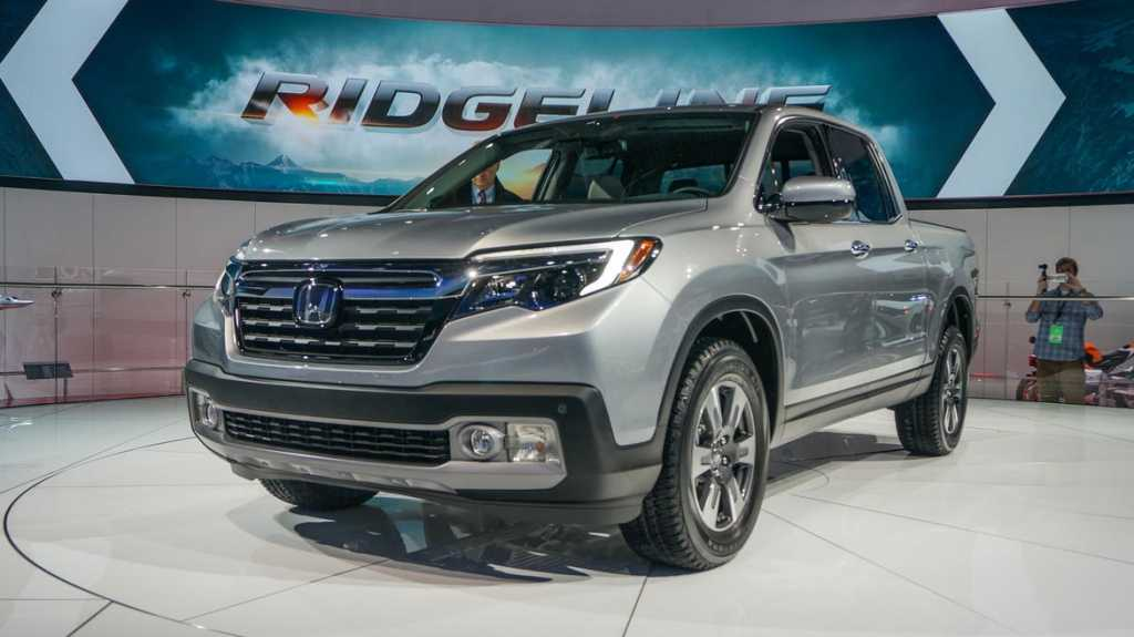 Excellent 2017 Honda Ridgeline Pricing Revealed Starts From 30375
