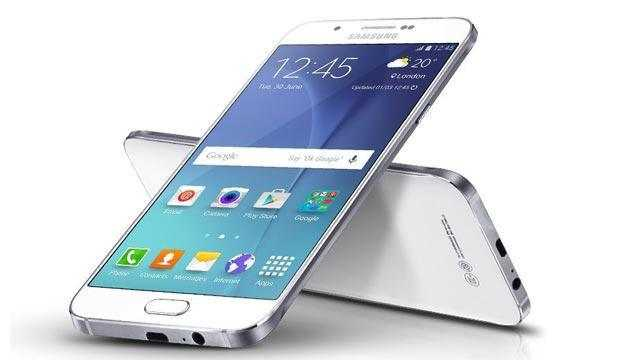 Samsung Galaxy A9 Nashville Chatter