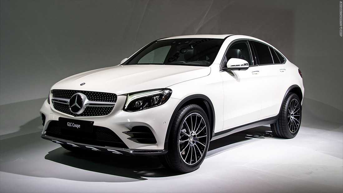 2016 mercedes glc coupe prices revealed. Black Bedroom Furniture Sets. Home Design Ideas