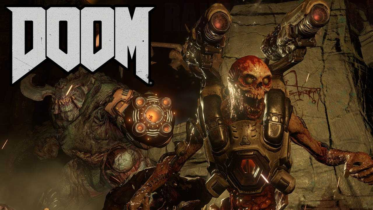 Doom 4 Gets New DLC, Modes And A Real Board Game To Play With