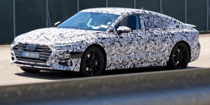 2018 Audi A7 Undergoes Subtle Redesign As Confirmed By Spy Shots