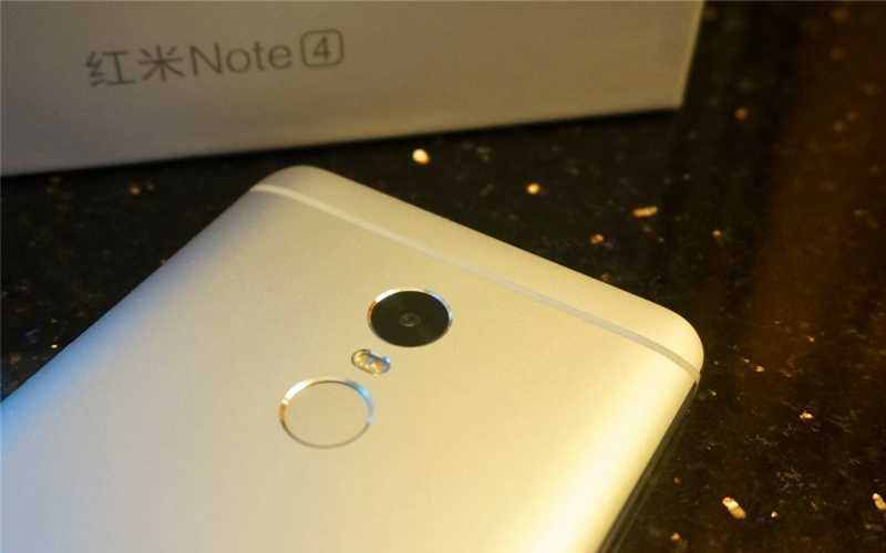 Xiaomi Redmi Note 4 Launched