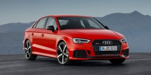 Four Door Audi RS3 that Delivers 400 Horsepower is Coming to U.S.