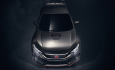 Honda's Civic Type R Prototype Specs and Photos Revealed