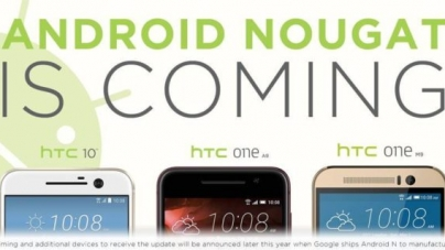 HTC One A9 Android 7.0 Nougat Starts Rolling Out to Sprint Users