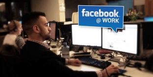 Coming Soon to Your Office Desk is the Facebook at Work