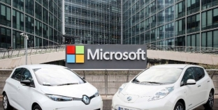 Renault-Nissan Partner with Microsoft to Revolutionize the Automotive Industry