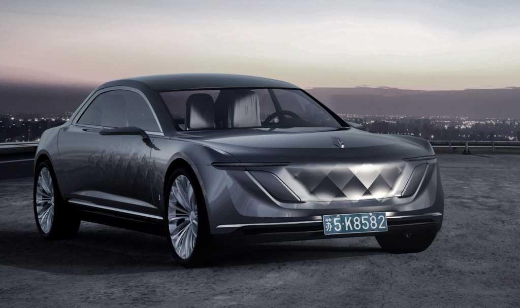 Varsovia Motor Company Unveils Luxury Hybrid Concept Car