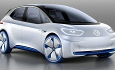 Volkswagen I.D. is a Truly Futuristic Car Set for 2020