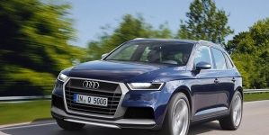 2017 Audi SQ5 Likely to Feature Electric Turbochargers and 48V System