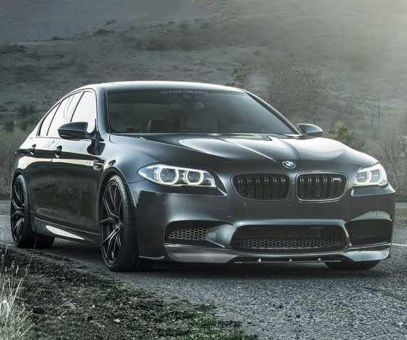 2017 BMW M5 May Get All-Wheel Drive for the First Time