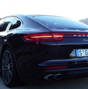 With The 2017 Porsche Panamera, the Already Impressive 4-Door Super Sedan Gets More Impressive