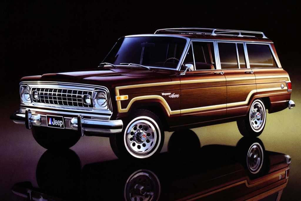 The Grand Wagoneer is the New Mean-Looking SUV from Jeep with a Hellcat-Powered Engine