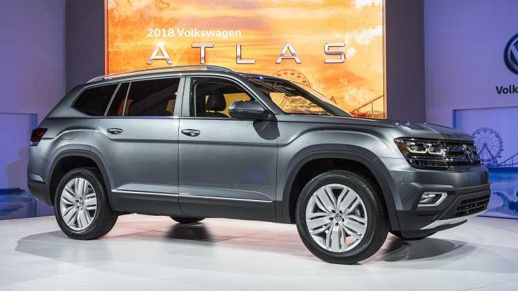 2018 volkswagen atlas price. Modren Volkswagen With 2018 Volkswagen Atlas Price K