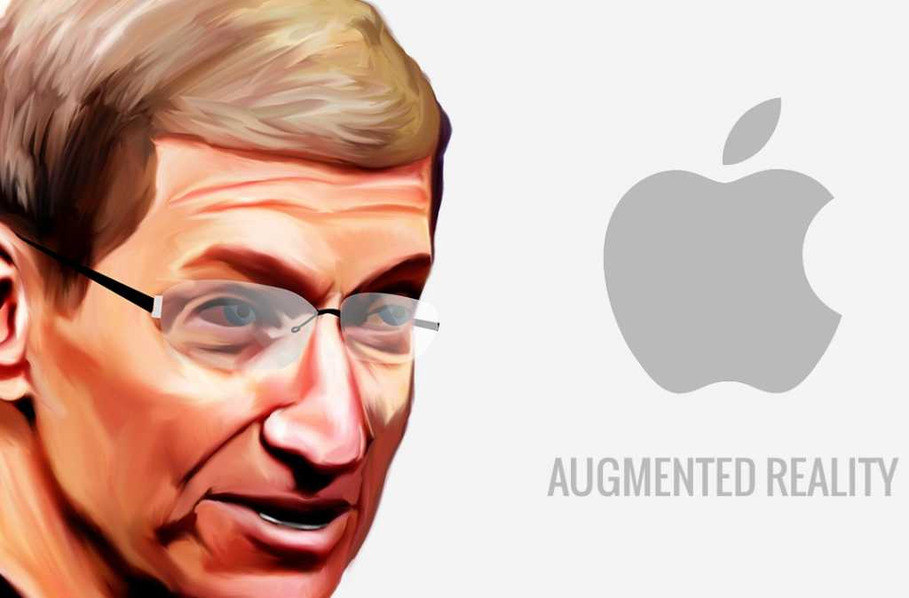 Tim Cook, Apple CEO's take on VR vs. AR – Nothing Like ...