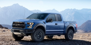 2017 Ford F-150 Raptor Bookings Open Online; Starts from $49,520