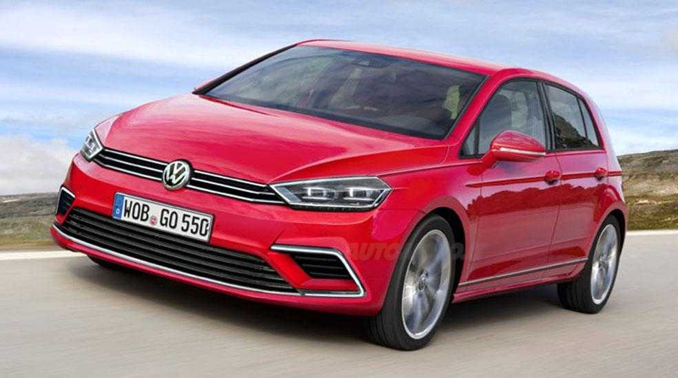 2017 Volkswagen Golf Facelift Is Scheduled To Launch Today