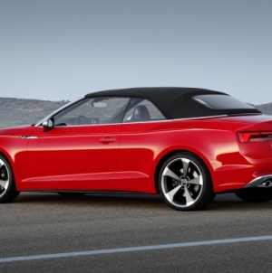 2018 Audi A5 Cabriolet Specs and Photos Revealed Prior to LA Expo