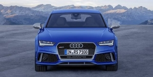 The New Audi RS 7 Performance Launched in India