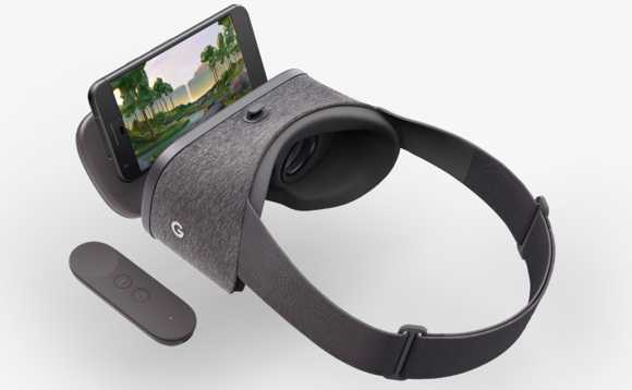 Daydream View Fancy VR Headset