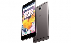 OnePlus 3T Gunmetal (64GB) available for Immediate Shipping beginning Jan. 24th