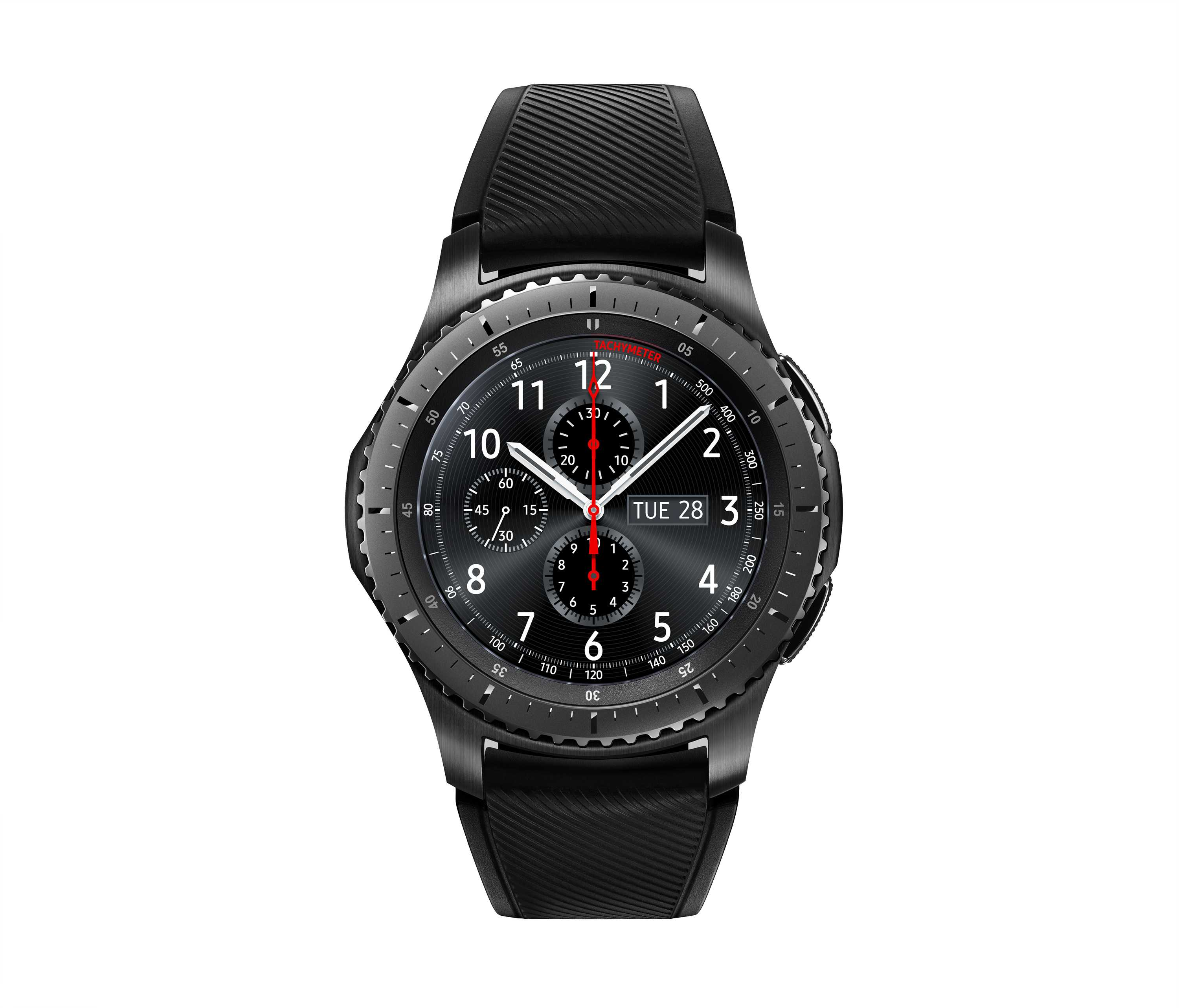 Samsung Gear S3 Frontier Pre-orders at AT&T Starts Today