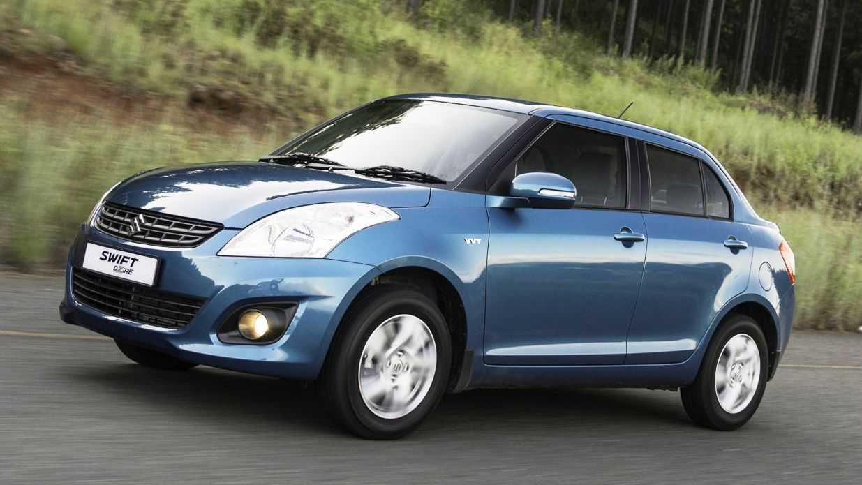The 2017 Maruti Suzuki Swift Dzire Witnesses a Design ...
