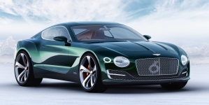 Bentley Bentayga Super Coupe SUV and Barnato Sports Car Confirmed