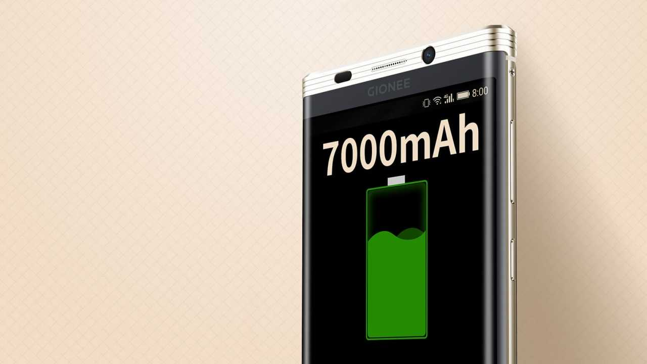 Gionee M2017 is a $1000 Luxury Android Marshmallow Phone with a 7000mAh Battery