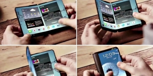 Samsung to Release a Foldable Tablet, Patent Applications Reveal