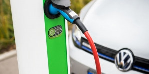 Volkswagen Signs Up with Hubject to Power Future Electric Cars