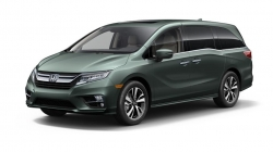 2018 Honda Odyssey Minivan with V6 Engine and Family Friendly Features Debuts at 2017 NAIAS