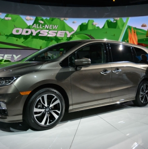 2018 Honda Odyssey Minivan Specs, Powertrain and More Revealed at 2017 NAIAS Event