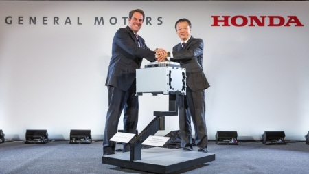 GM and Honda Collaborate to Setup Fuel Cell Manufacturing Plant in Michigan