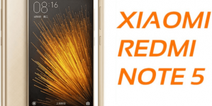 Xiaomi Redmi Note 5 Specs and Price Details Leaked
