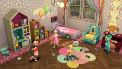 The Sims 4 Toddler is a Free Update Now Available for Download