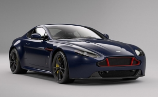 Aston Martin V8, V12 Vantage S Red Bull Racing Editions Revealed in Photos