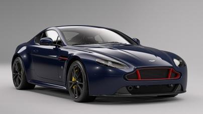 Aston Martin V8, V12 Vantage S Red Bull Racing Editions Revealed in Photos