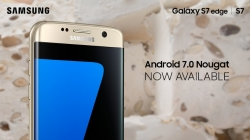 Samsung Galaxy S7 and S7 Edge Android 7.0 Nougat OTA now Available in Philippines and Indonesia