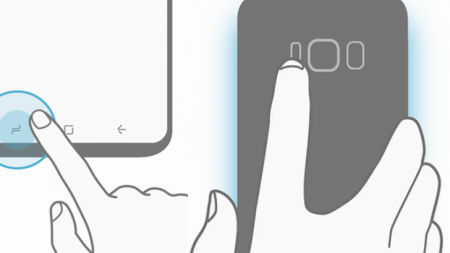Samsung Galaxy S8 Redesigned App Icons Leaked, Bixby Assistant Logo Included and Samsung DeX Appears