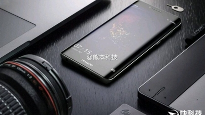Huawei P10 Plus Leaks Reveal a Curved 5.5-inch QHD Display