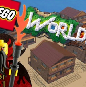 LEGO Worlds Not to Feature Various Worlds and Characters from Other Franchises