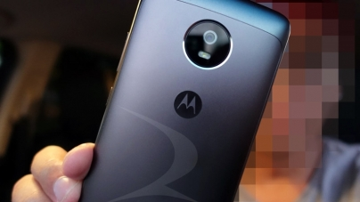 Moto G5 New Leaked Photos Show Metal Finish and Fingerprint Sensor