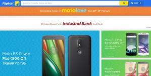 Motorola Moto Z, Moto Z Play, Moto E3 Power and Moto M Discounted on Flipkart