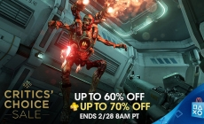 Playstation Store Hosts Critics Sale for Big PS4 Titles, Titanfall 2, Doom and More Titles on Offer