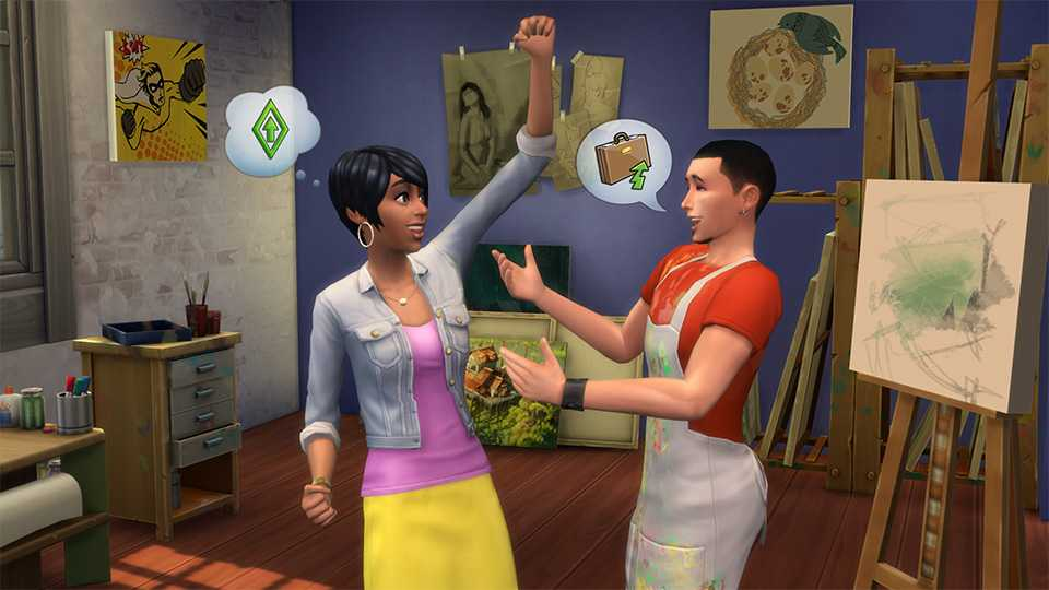 The Sims 4 Introduces Triple Boost Week to Help Your Sim Find their Valentine