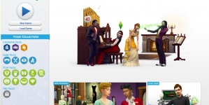 The Sims 4 Anniversary Edition UI and Outfits Revealed in Screenshots, Devs Add Critical Fixes