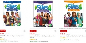 The Sims 4 Game Pack Gets Huge Discount on Target and Amazon