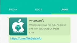 WhatsApp Web 0.2.3571 Version Now Available, Add New Functionalities for Shared Docs and Links